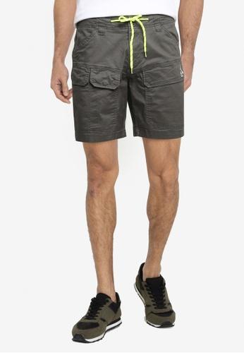 Sparrow Green 綠色 Kansas 短褲 8F7B8AAB600FE4GS_1