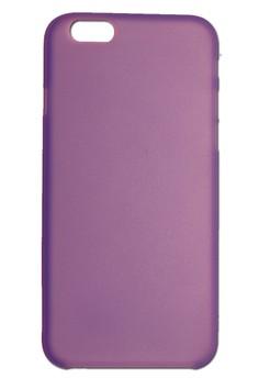 JuiceItph Premium Jelly Case for iPhone 6 (4.7) Purple Color