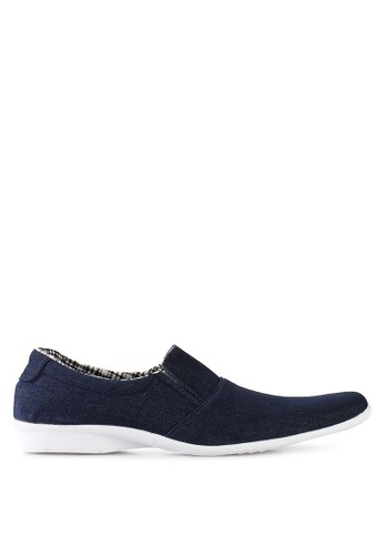 Dr. Kevin navy Loafers, Moccasins & Boat Shoes Shoes 13286 Denim DR982SH68GWDID_1