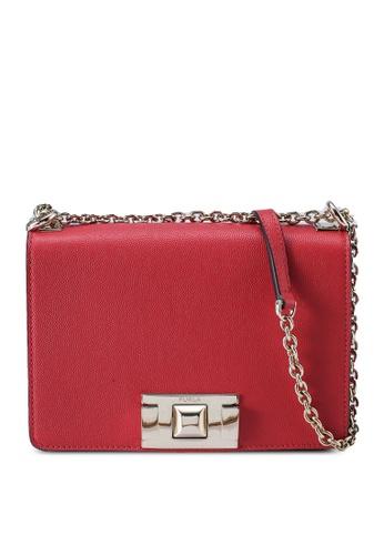 Furla red Mimi Mini Crossbody Bag 8A952AC26057FBGS_1