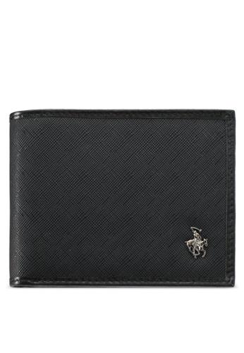 Swiss Polo black Swiss Polo Bi-Fold Wallet SW912AC0SJXYMY_1