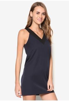 Collection V-Neck Shift Dress