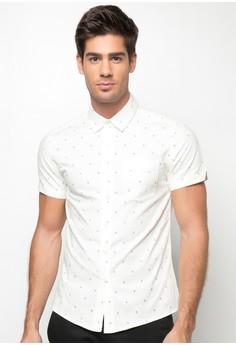 Fanning Printed Shirt