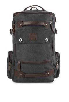 harga Canvas Bucket Large Backpack Zalora.co.id