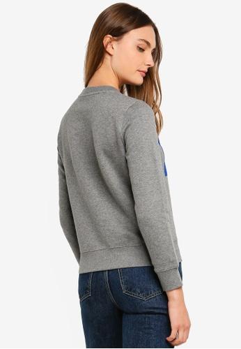 A Sweatshirt Institution Flock Calvin Box Buy Klein BHqA6Owf
