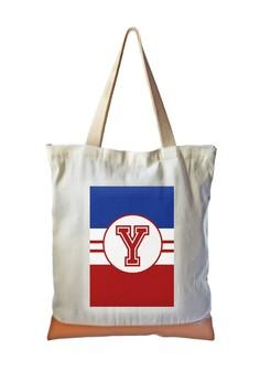 Tote Bag Sporty Initial Y