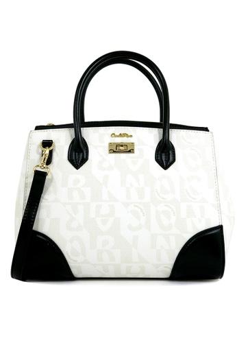 Carlo Rino black Carlo Rino 0303869-003-08 Top-handle bag (Black) 5CF32AC243C675GS_1