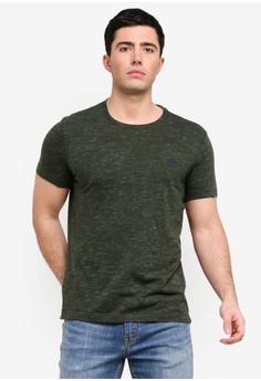 0de9cbb32 Banana Republic green Logo Softwash T-Shirt 3AEB0AAC0A5328GS 1