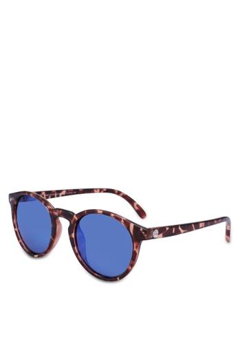 Sunski 藍色 Dipsea Tortoise Aqua Sunglasses 23969GL7E3258DGS_1