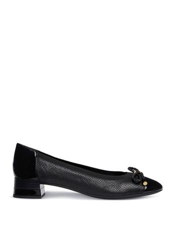 Geox black Chloo Shoe E9D2ESH7A205FEGS_1