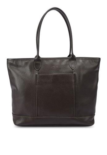 LONGCHAMP brown Le Foulonné Shoulder Bag (zt) FD269ACB2B080AGS_1