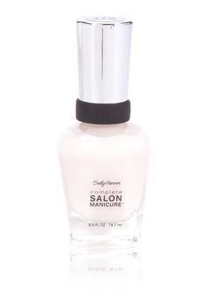 Complete Salon Manicure -Pink Slip