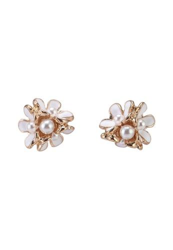 ALDO white Cadauweth Earrings 59898AC5921845GS_1