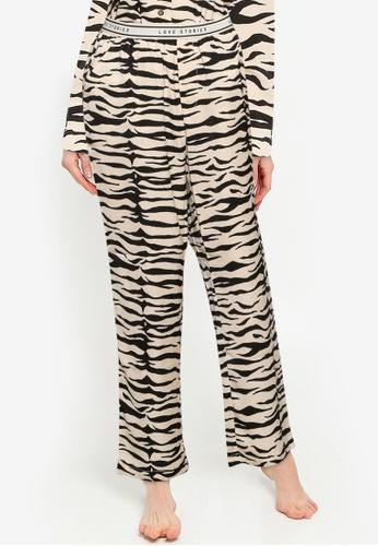 LOVE STORIES multi Weekend Pyjama Trousers AF4B9AA5290550GS_1