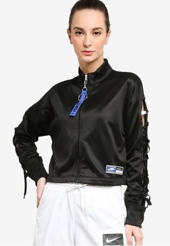 Nike black Women's Sportswear Jacket 1C4A5AA016A4C8GS_1