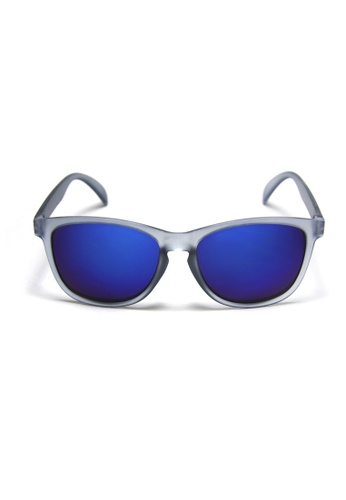 2i's to eyes grey and blue 2i's Sunglasses - Tedd 2I983AC72OZVHK_1