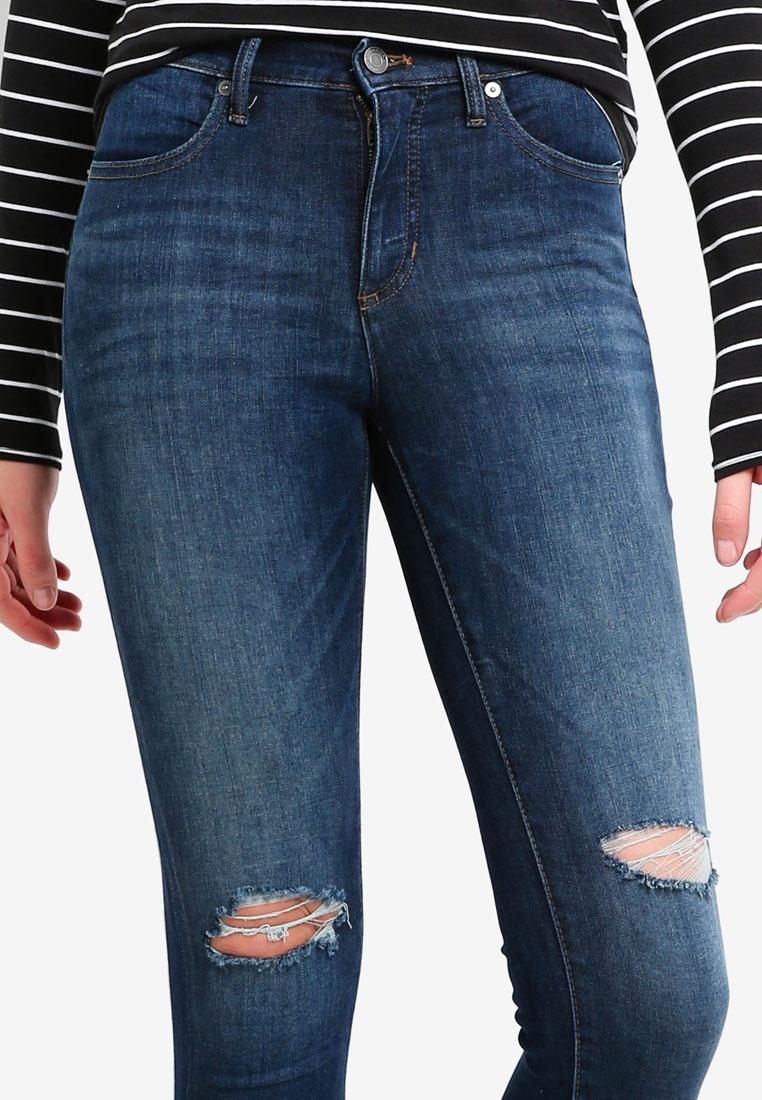 Republic Indigo 799 Dark Jeans Sabine Indigo Dark Banana Wash gqxdRwgO