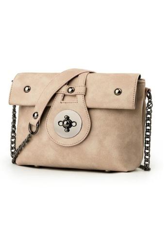 TCWK brown Ladies Sling Bag TC258AC27NRWMY_1
