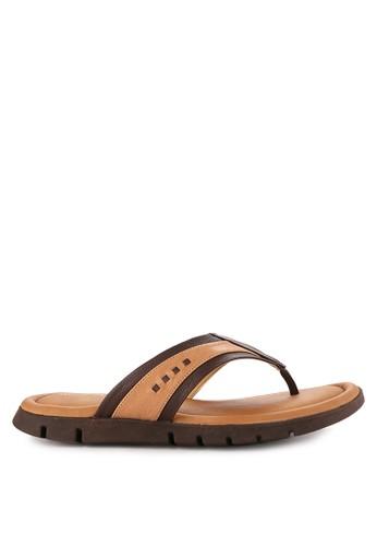 Andre Valentino brown Men Shoes 63002Za AE5F7SH8192791GS_1