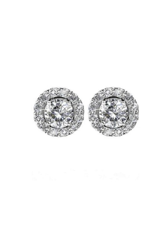 d92856d52b207 Swarovski Crystal Stud Earrings