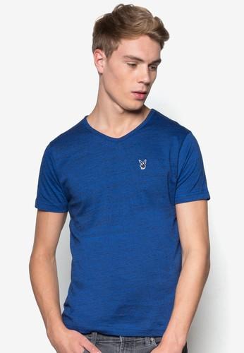 基本款V esprit 包領TEE, 服飾, T恤