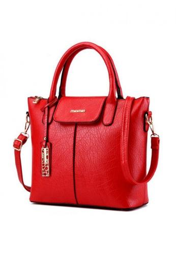 TCWK red Ladies Handbag TC258AC84GCPMY_1