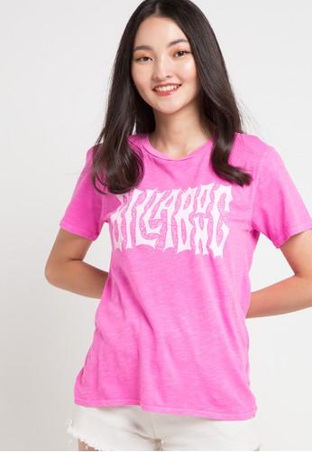 a5c9a5be67f4a Jual Billabong Im A Rebel T-Shirt Original | ZALORA Indonesia ®