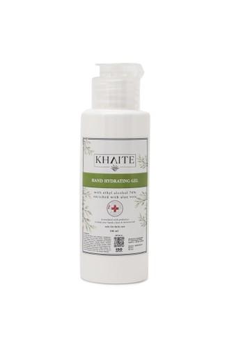 Khaite white Hand Sanitizer Hydrating Gel 100Ml 3A327ES1DB973DGS_1