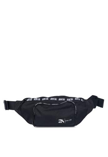 Anta black KM Chest Bag 0527CAC29D9535GS_1