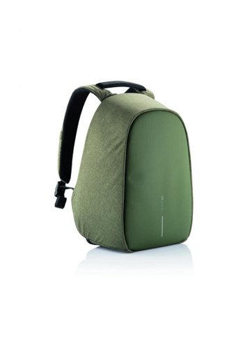 Bobby by XD Design green Bobby Hero Regular Anti-Theft Backpack - Green D6895AC87F5687GS_1
