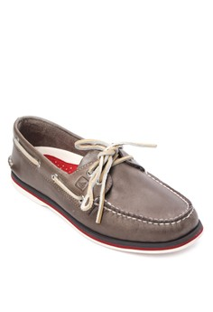 SS Loafer 2-Eye Boat Shoes