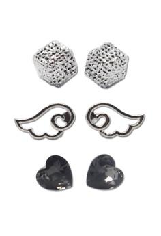 Earrings Set 3 (3 Pieces Set)