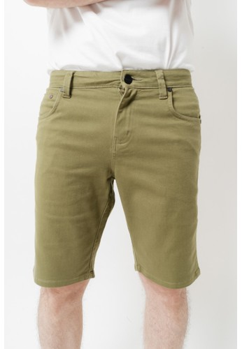 GREENLIGHT green Men Short Pants 090421 7D8D5AAA11614CGS_1