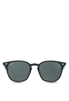 d96685936d13d Ray-Ban black RB4258F Sunglasses RA896GL13UUGMY 1