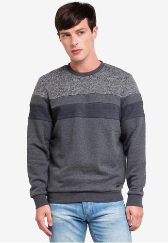 ESPRIT grey Long Sleeve Sweatshirt 5D57AAA2CCDED7GS_1