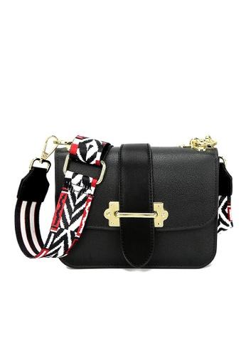 Lara black Women's Small Crossbody Bag CE826ACFC69207GS_1