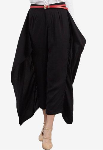 Berrybenka black Binar Pants 088A6AA9516A29GS_1