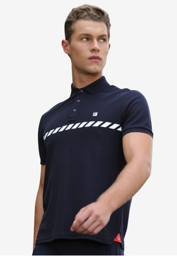9f815c5563bd9 Buy Fila Ginny Polo Shirt Online on ZALORA Singapore