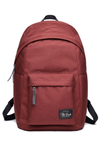 The Dude red Eagle Backpack TH373AC81EOGHK_1