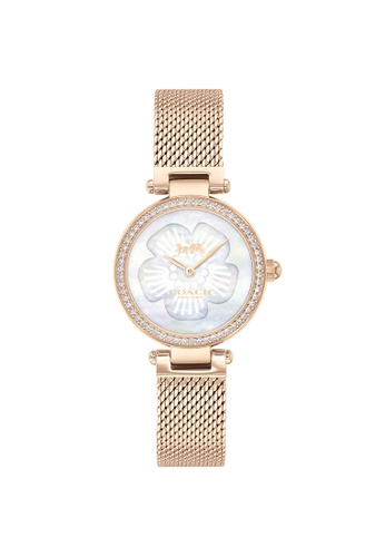 Coach white Coach Park White Mother Of Pearl Women's Watch (14503511) A5C26ACD008556GS_1