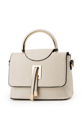 TCWK white Ladies Sling Bag TC258AC18NKNMY_1