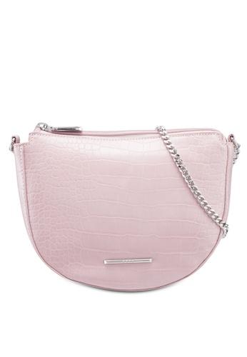 0b72efe1261 Buy Nose Half Moon Crossbody Bag | ZALORA HK