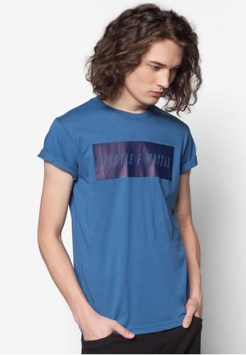esprit outlet 高雄文字設計TEE, 服飾, 印圖T恤