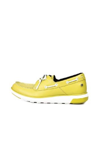 VOYAGE帆船esprit causeway bay鞋, 女鞋, 船型鞋