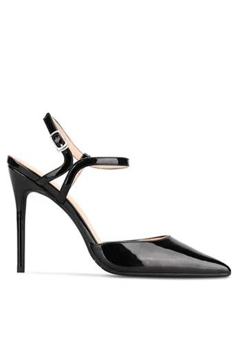 Twenty Eight Shoes 8CM Patent Leather Slingback High Heels LJX08-q 4C11ASH5F435B0GS_1