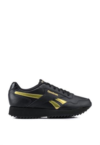 baf80a78 Reebok black Reebok Royal Glide Rpldbl Shoes 361B4SH8DABC8BGS_1