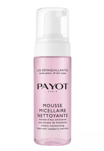PAYOT pink PAYOT Mousse Micellaire Nettoyante, Creamy Moisturising Foam EE4B7BE3F739CBGS_1