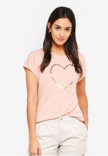 ONLY pink Elva Top ECB29AAB57BBBFGS_1