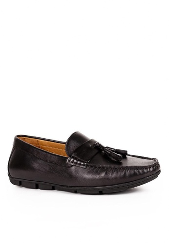 Twenty Eight Shoes Cristoforo Vintage Leather Loafers BL09-1 9FB7FSH496A15BGS_1