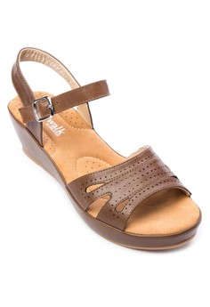Jamie Wedge Sandals